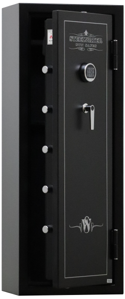 "New and Improved Steelwater Standard Duty EGS5922 - Free Door Organizer Included, Upgraded to 1 Hour Fireproof, Larger 1.5"" Locking Bolts, Automatic LED Interior Lighting Included"