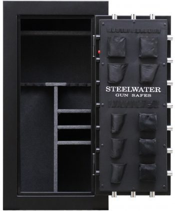 gun safe Steelwater Gun Safes Affordable Fireproof Gun Safes Free Shipping North Augusta SC interior New and Improved Steelwater Heavy Duty - 1 Hr Fire - LD593024-EMP