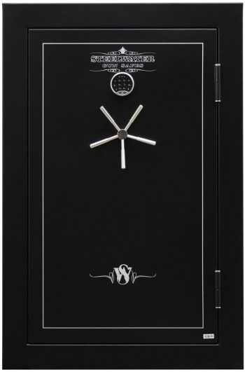New and Improved Steelwater Heavy Duty - 1 Hr Fire - LD593924-EMP gun safe Steelwater Gun Safes Affordable Fireproof Gun Safes Free Shipping North Augusta SC