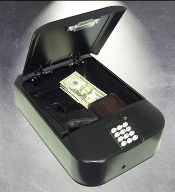 Steelwater Electronic Pistol Safe - PS-040913